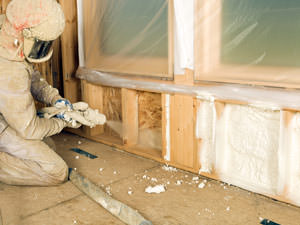 Home insulation is great for Massachusetts and Connecticut garages.