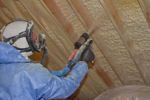 Spray Foam Insulation in Springfield, MA  Attic